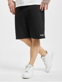Fubu Shorts Corporate schwarz