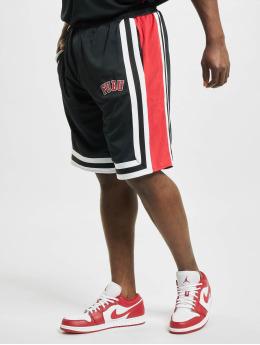 Fubu shorts College Mesh  zwart