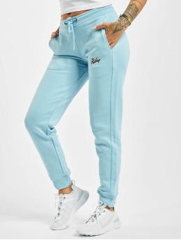 Fubu Spodnie do joggingu Fb Sprts  niebieski
