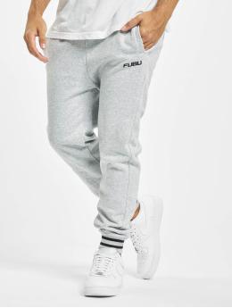 Fubu Spodnie do joggingu Fb Corporate Ssl szary