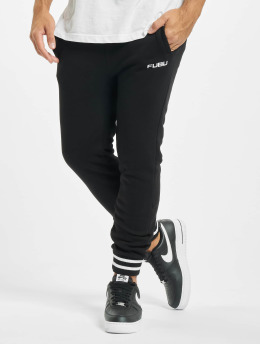 Fubu Sweat Pant Fb Corporate Ssl black