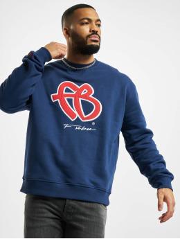 Fubu Swetry Classic niebieski