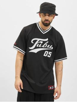 Fubu T-Shirt Varsity  schwarz