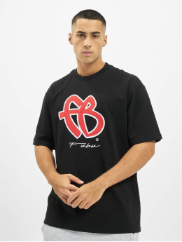 Fubu T-Shirty Fb Classic czarny