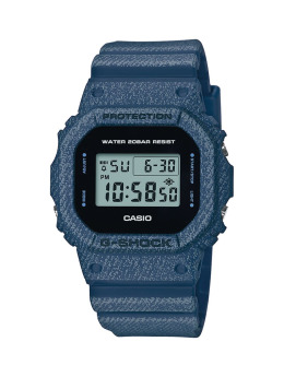 G-Shock Uhr DW-5600DE-2ER blau