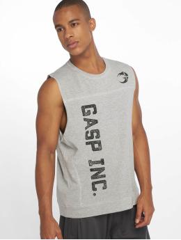 GASP T-Shirty 3045 szary