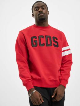 GCDS Pullover Logo red