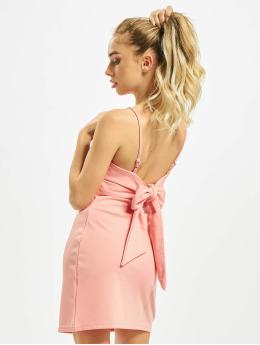 Glamorous Šaty Node  ružová