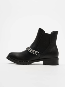 Glamorous Boots Ankle schwarz