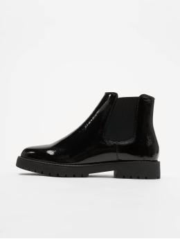 Glamorous Boots Ladies  schwarz