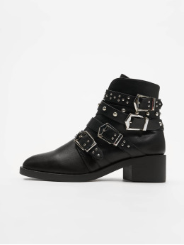 Glamorous / Boots Ladies Ankle in zwart