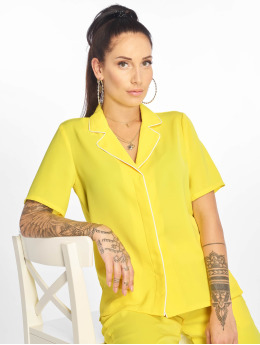 Glamorous Hemd  Ladies  gelb