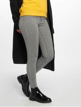 Glamorous Jean skinny Ladies gris