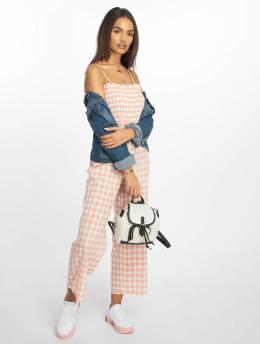 Glamorous / Jumpsuits Ladies Jumpsuit Peach i ros