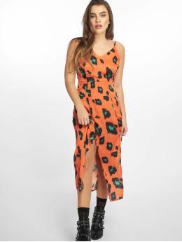 Glamorous / jurk Ladies in oranje