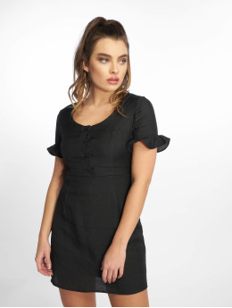 Glamorous Ladies Skater Dress Black