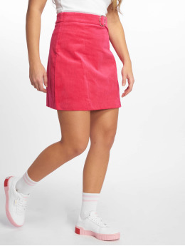 Glamorous Skirt Ladies red