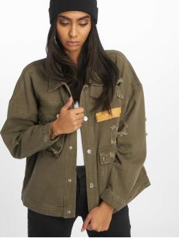 Glamorous Transitional Jackets Ladies  khaki