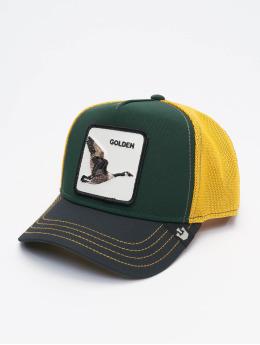 Goorin Bros. Gorra Trucker Golden Goose verde