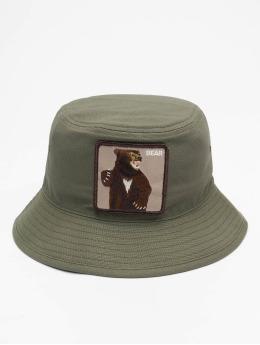 Goorin Bros. hoed Fighting Bear  olijfgroen
