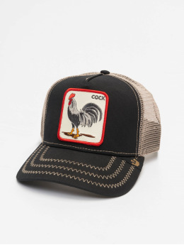 Goorin Bros. Trucker Cap  schwarz