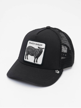 Goorin Bros. Trucker Cap Be Reckless schwarz