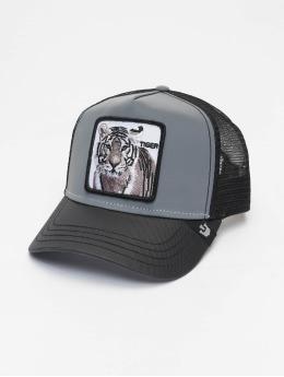 Goorin Bros. Trucker Cap Instinct Only  schwarz