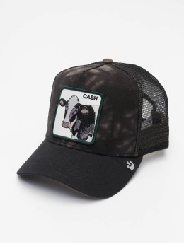 Goorin Bros. Trucker Cap Make That Money schwarz