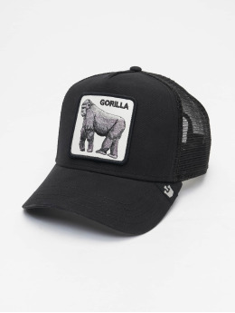 Goorin Bros. trucker cap King Of The Jungle zwart