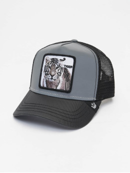 Goorin Bros. trucker cap Instinct Only  zwart