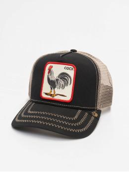 Goorin Bros. Trucker Caps Rooster czarny