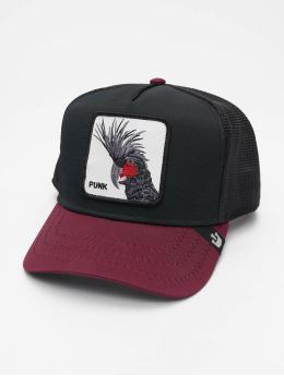 Goorin Bros. Trucker Caps Punk Sqwauk  svart