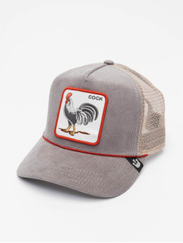 Goorin Bros. Trucker Caps The Arena szary