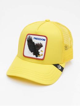 Goorin Bros. Trucker Caps Freedom zólty