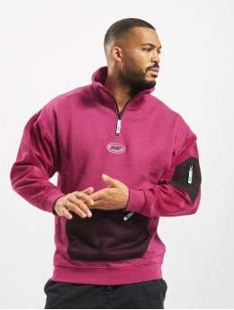Grimey Wear Пуловер Mysterious Vibes пурпурный