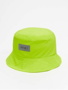 Grimey Wear Chapeau Flying Saucer  jaune