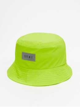 Grimey Wear Hat Flying Saucer  yellow