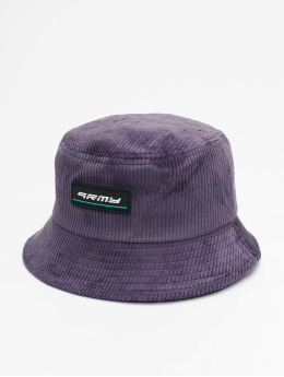 Grimey Wear Hut Sighting In Vostok Corduroy  violet
