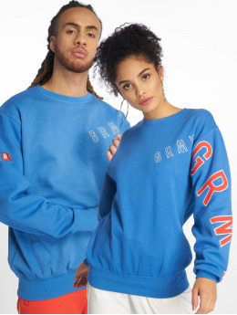 Grimey Wear Jumper F.a.l.a. Crewneck blue