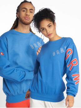Grimey Wear Maglia F.a.l.a. Crewneck blu