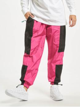 Grimey Wear Pantalone ginnico Mysterious Vibes rosa