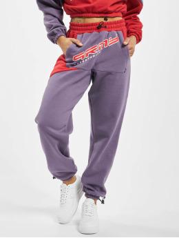Grimey Wear Pantalone ginnico Sighting In Vostok viola