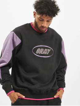 Grimey Wear Pullover Mysterious Vibes black