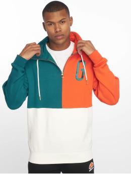 Grimey Wear Pullover Midnight G Logo grün