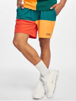 Grimey Wear Shorts Midnight Tricolor bunt