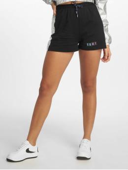 Grimey Wear Shorts Fluid Planet nero
