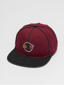 Grimey Wear Snapback Caps Wild Child czerwony