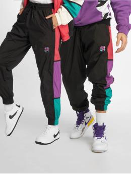 Grimey Wear Spodnie do joggingu Brick Track fioletowy