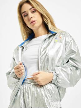 Grimey Wear Transitional Jackets Planete Noire sølv