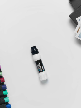 Grog Markers Squeezer Paint Mini 10mm white wit